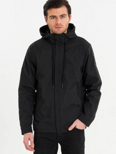 Черная куртка Lab Fashion