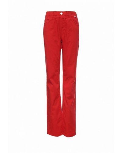 Красные брюки Il Gufo