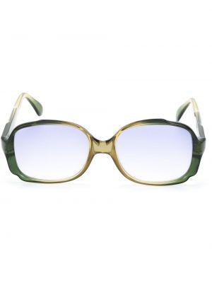 Прямые муслиновые солнцезащитные очки Persol Pre-owned