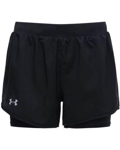 Компрессионные шорты с подкладкой с завязками Under Armour
