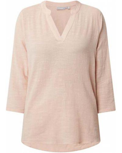 Różowa bluzka rozkloszowana Fransa