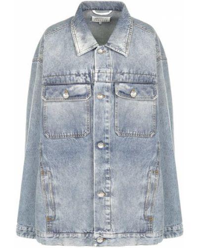Джинсовая куртка свободная куртка-жакет Maison Margiela