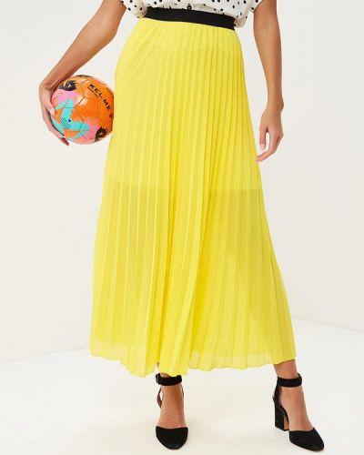 Желтая юбка макси Imperial