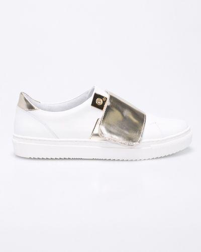Белые кроссовки Badura