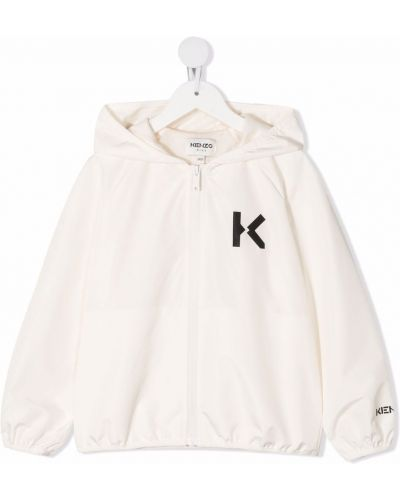 Wiatrówka - biała Kenzo Kids