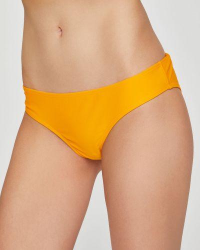 Желтый купальник трикотажный Vero Moda