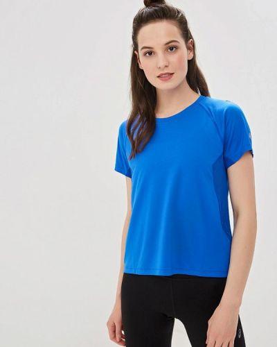 Спортивная футболка синий Asics