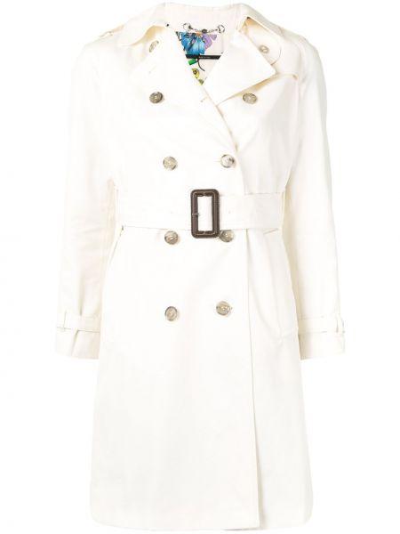 Długi płaszcz klasyczny z kołnierzem Gucci Pre-owned