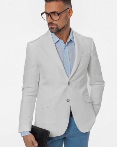 Белый пиджак Arber