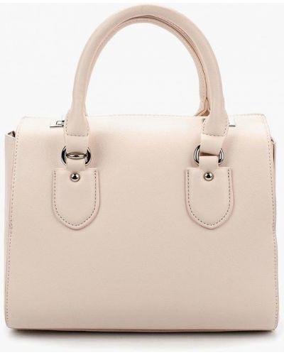 Розовая сумка через плечо Calipso