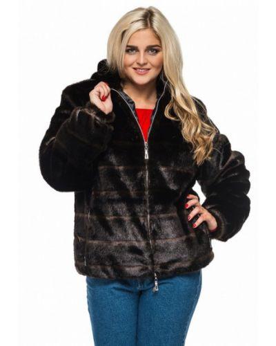 Коричневая шуба Grand Furs