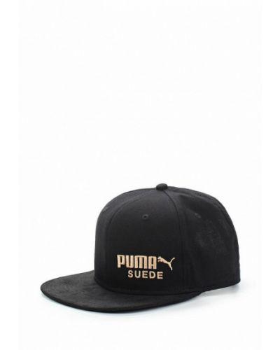 Черный головной убор Puma