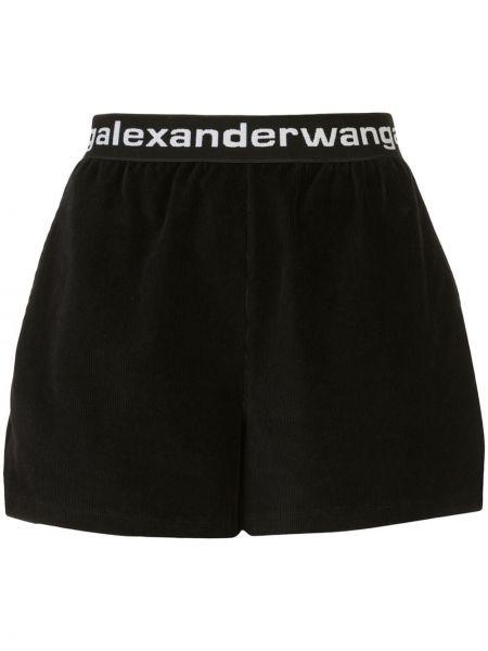 Szorty na wysokości elastyczny Alexander Wang
