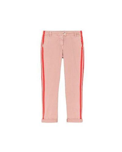 Прямые джинсы бежевый Patrizia Pepe