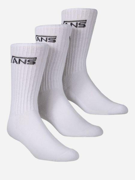 Нейлоновые носки - белые Vans