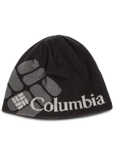 Czapka beanie - czarna Columbia