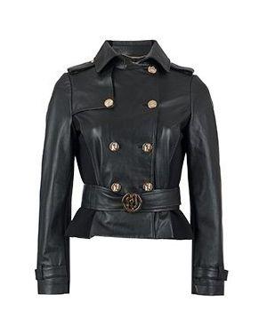Кожаная куртка Liu Jo
