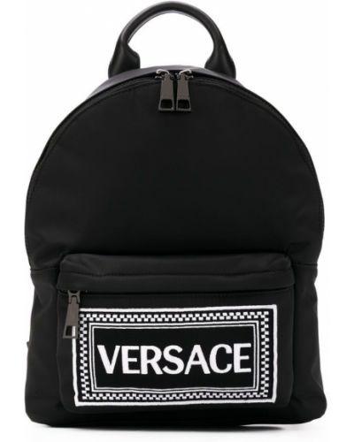 Рюкзак черный Young Versace
