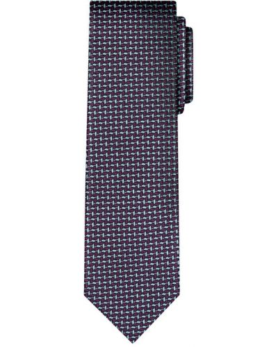 Fioletowy krawat Vistula