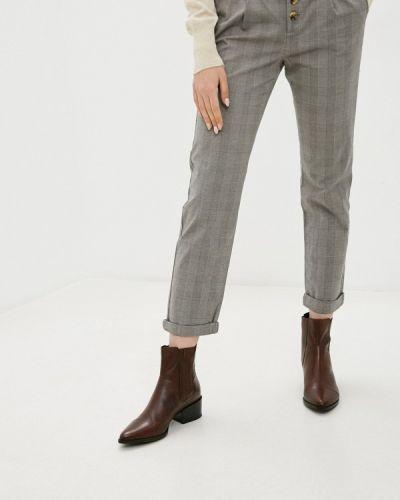 Повседневные серые брюки Sublevel
