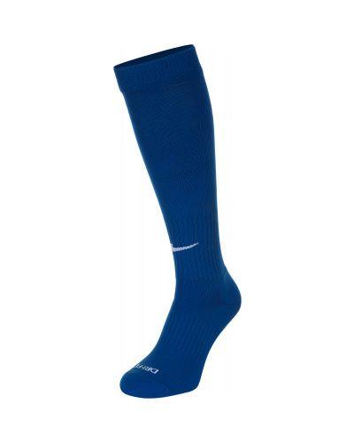 Синие гетры Nike