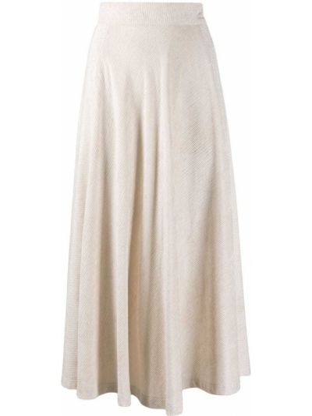 Пышная с завышенной талией юбка на молнии Roberto Collina