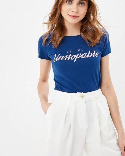 Синяя футболка 2019 Only