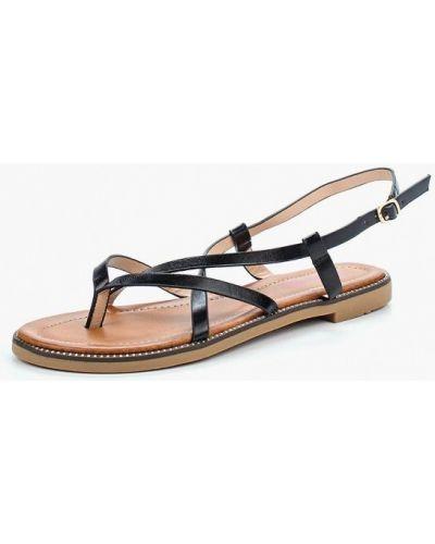 Черные сандалии Vera Blum