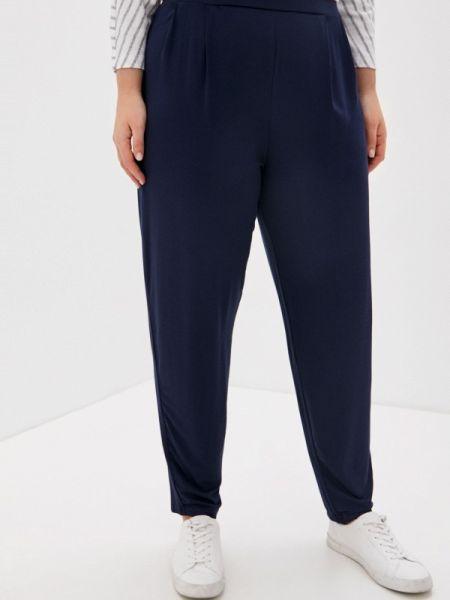 Синие брюки узкого кроя Evans