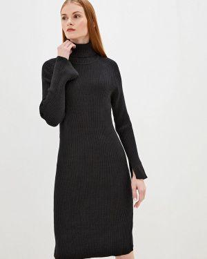 Платье вязаное осеннее Sela