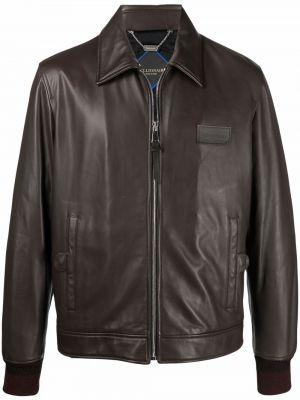 Дутая куртка - коричневая Billionaire