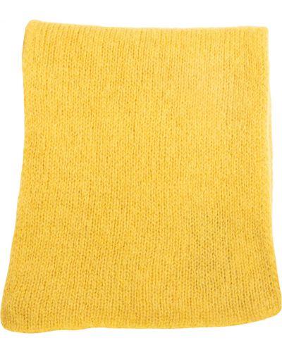 Szalik - żółty True Nyc