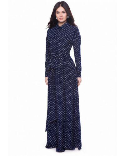 Синее платье весеннее Olivegrey
