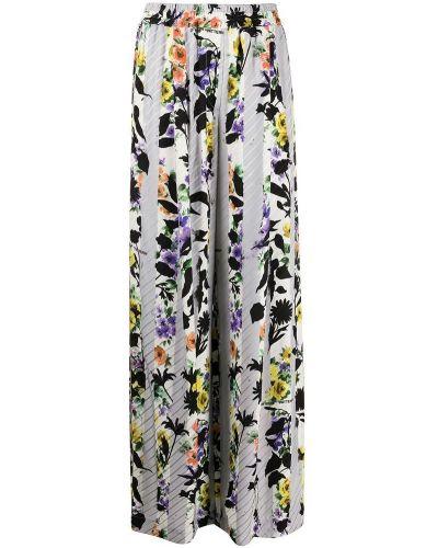 Szare spodnie materiałowe Off-white