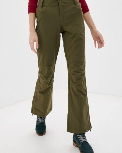 Зеленые горнолыжные брюки Roxy