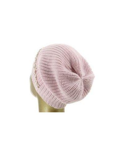 Розовая шапка Blugirl