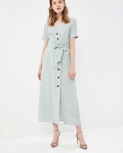 Платье зеленый Y.a.s.