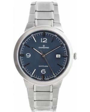 Часы водонепроницаемые кварцевые швейцарские Candino