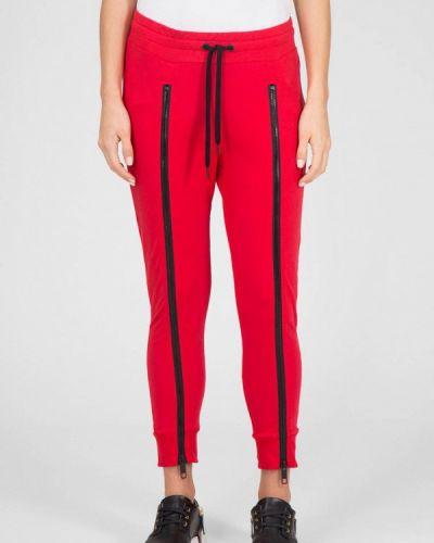 Спортивные брюки красный Preppy