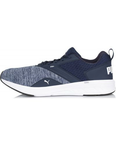 Синие кроссовки беговые Puma