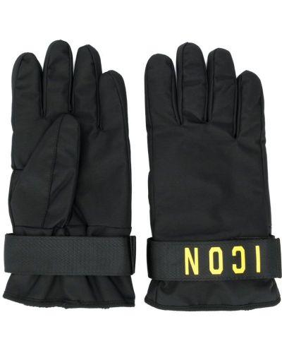 Желтые перчатки Dsquared2