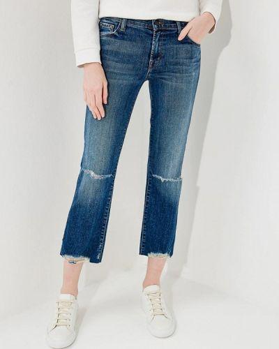 Синие джинсы J Brand