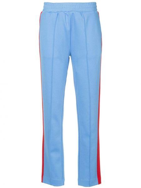 Спортивные брюки из полиэстера - синие Ck Calvin Klein