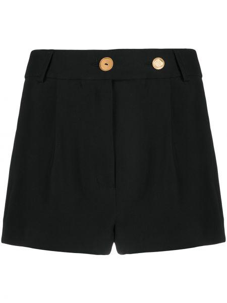 Черные шорты на пуговицах Seen Users