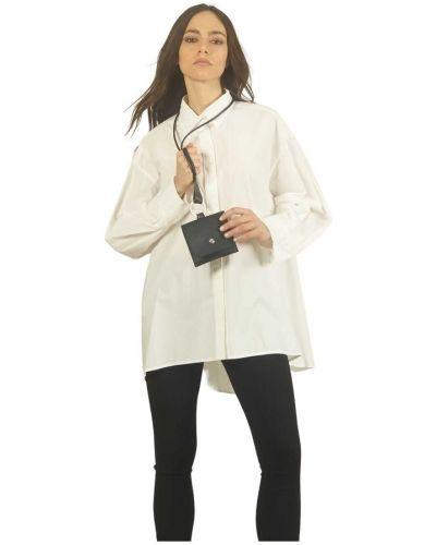 Biała koszula - biała Silvian Heach