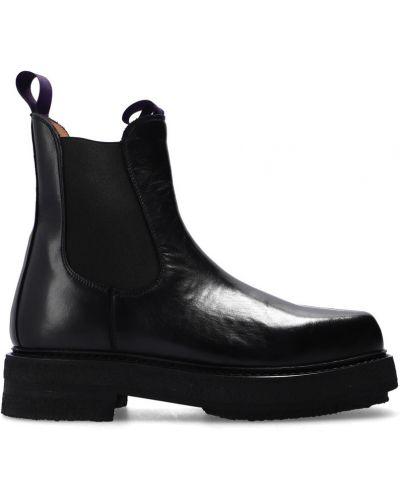 Sneakersy wysokie - czarne Eytys