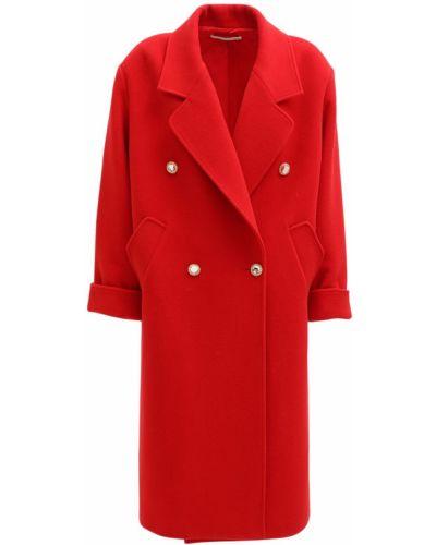 Płaszcz wełniany oversize Alessandra Rich