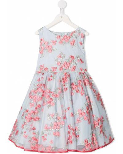 Платье синий Lesy