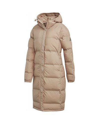 Зимняя куртка утепленная спортивная Adidas