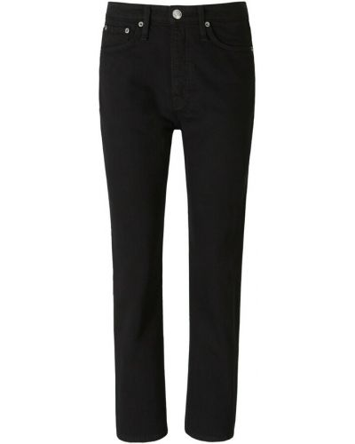 Czarne mom jeans Rag & Bone